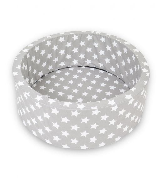 DELSIT Dry Pool - Grey with White Stars