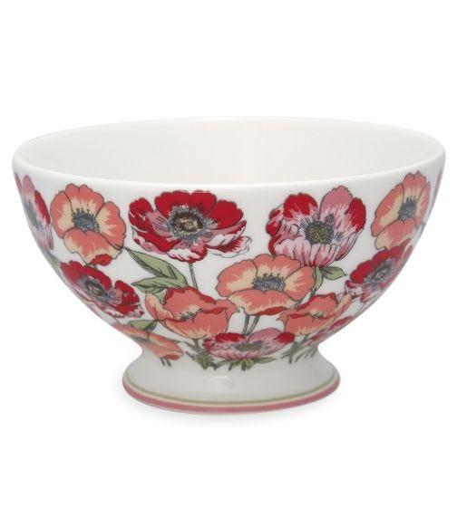 GREENGATE Soup Bowl Aria - White