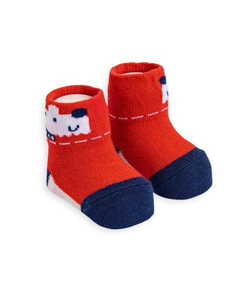 OLAY SOCKS Baby Socks - Doggy