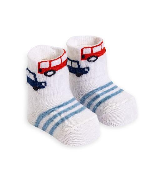 OLAY SOCKS Baby Socks - Vehicles