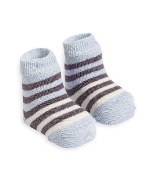 OLAY SOCKS Baby Socks - Stripes