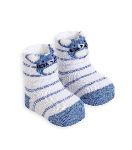 OLAY SOCKS Baby Socks - Mouse