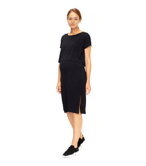 MAMALICIOUS Mljill June Jersey Midi Dress