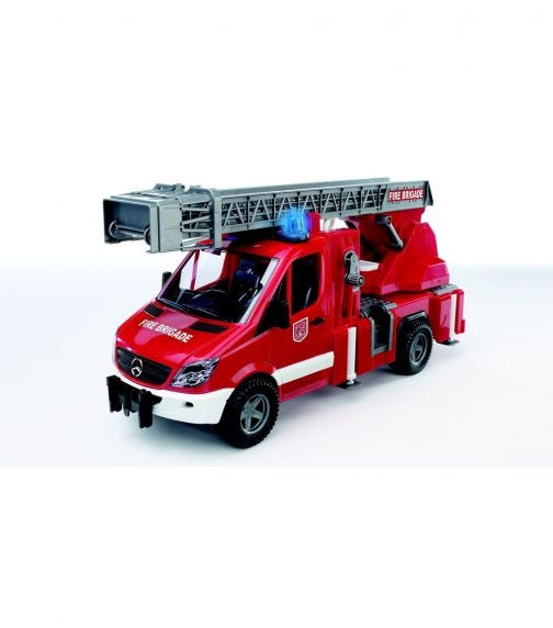 BRUDER Mb Sprinter With Light Sound And Water Pump