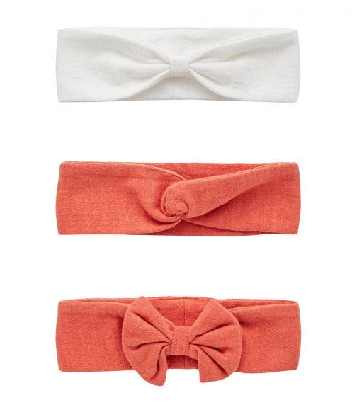 NAME IT 3 Pack Bow Headband