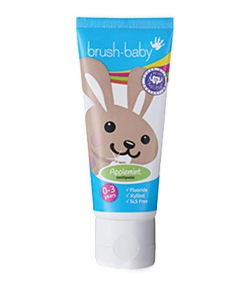 BRUSH BABY Apple-Mint Toothpaste 50 ML
