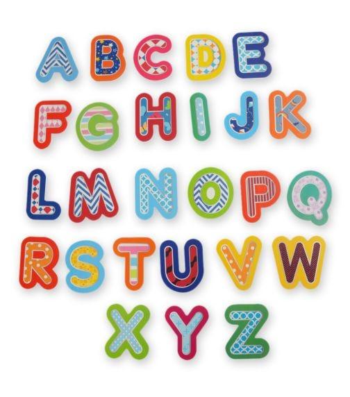 BUDDY & BARNEY Bath Stickers Alphabet