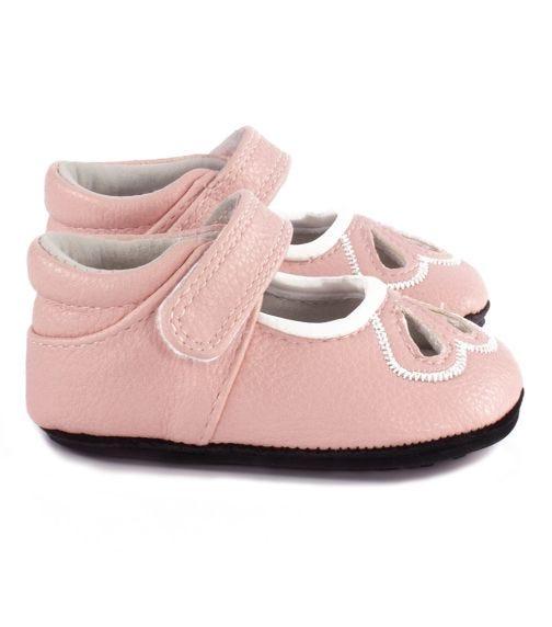 JACK & LILY Yara Eyelet Shoes - Pink/White