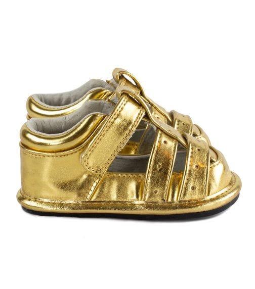 JACK & LILY Luna Gladiator Sandals - Gold