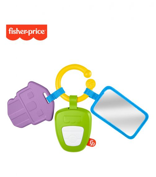 FISHER PRICE Busy Baby Activity Keys