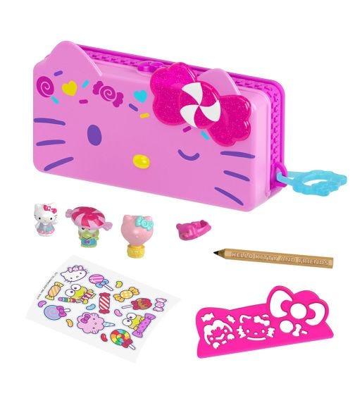 HELLO KITTY Pencil Case Playset - Carnival