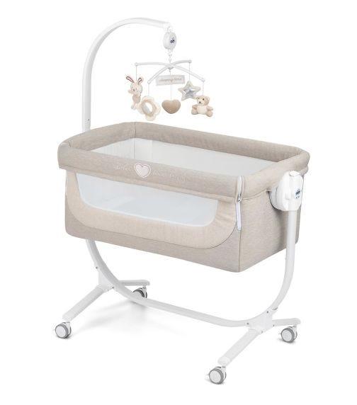 CAM Cullami Co-Bed Cradle Beige