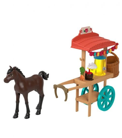SPIRIT Festival Stand With Pony (Assorted)