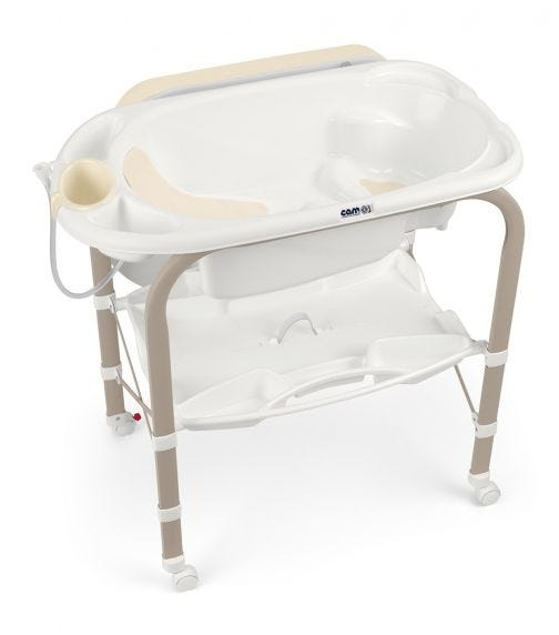 CAM Cambio Bathroom Changing Table White Mouse
