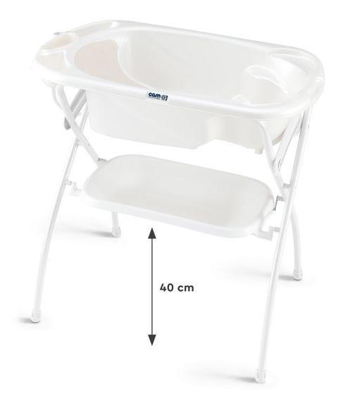 CAM Kit Bag No Stand With Bath Tub White