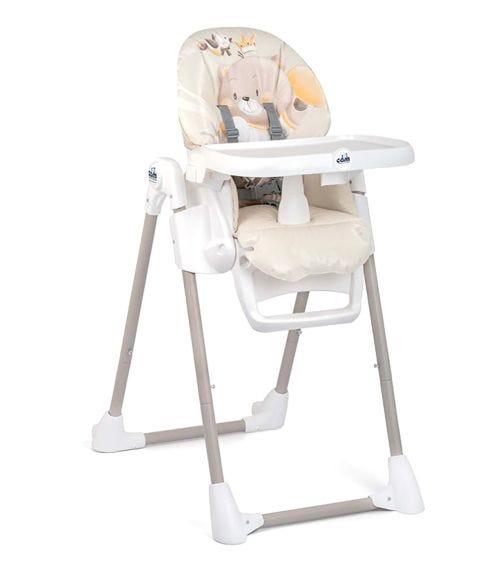 CAM Pappananna High Chair - Brown Bear