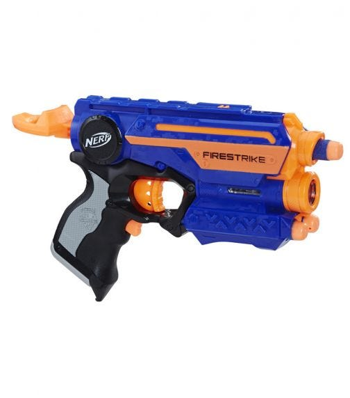 NERF N Strike Elite Firestrike Blaster