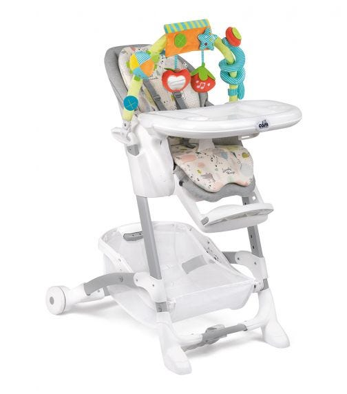 CAM - Istante High Chair - Ash Grey