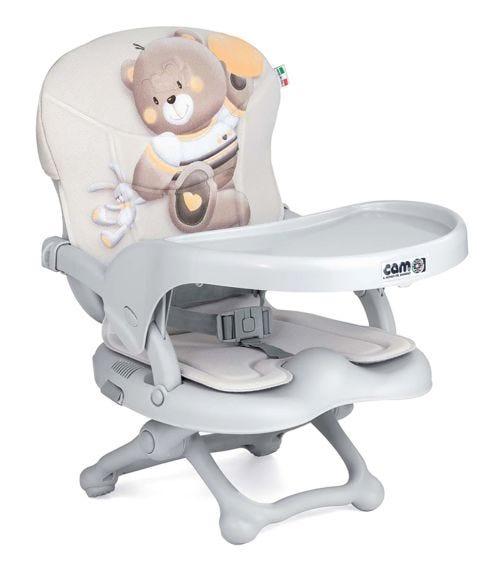 CAM Smarty Feeding Booster Chair - Teddy