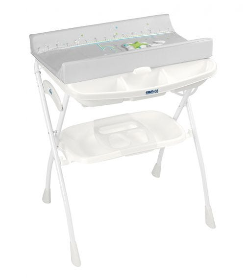 CAM Volare Changing Table - Grey