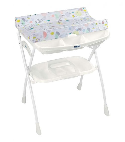 CAM Volare Changing Table - Kites & Balloons
