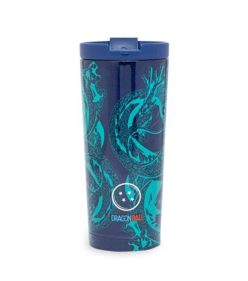 DRAGON BALL Insulated Stainless Steel Coffee Tumbler