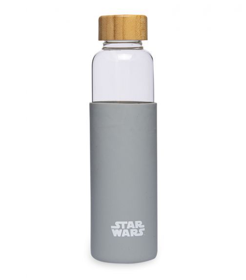 STAR WARS Glass Bottle With Silicone Cover 585ML