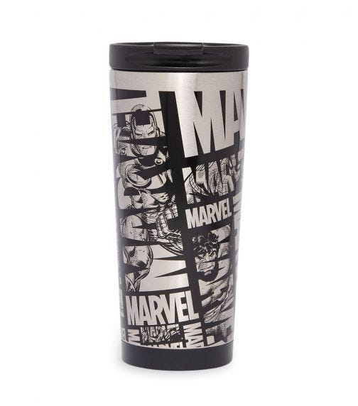 AVENGERS Insulated Stainless Steel Coffee Tumbler