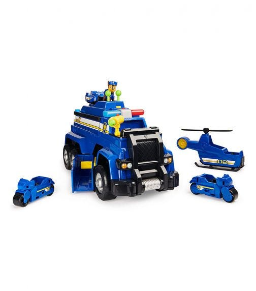 PAW PATROL Ultimate Police Cruiser Deluxe