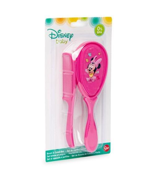 MINNIE Baby Brush & Comb Set