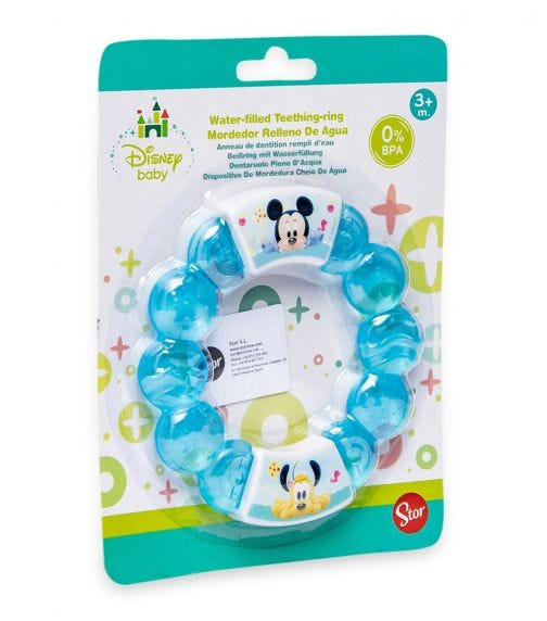 MICKEY Baby Water-Filled Teether