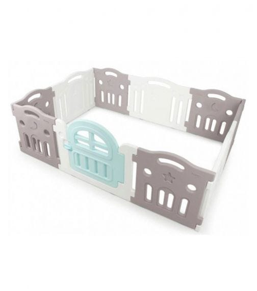 iFAM Marshmallow Plus Baby Room - Purple Grey