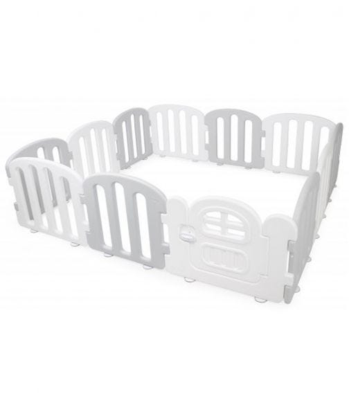 iFAM First Baby Room 180 X 200 - White & Light Grey (12EA)