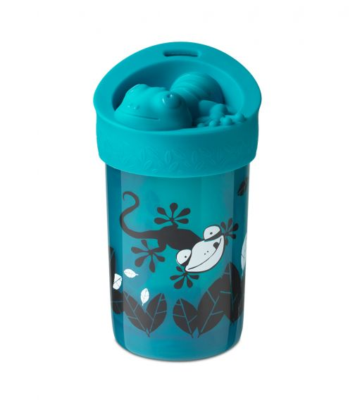 TOMMEE TIPPEE No Knock Cup With Removable Lid Assorted