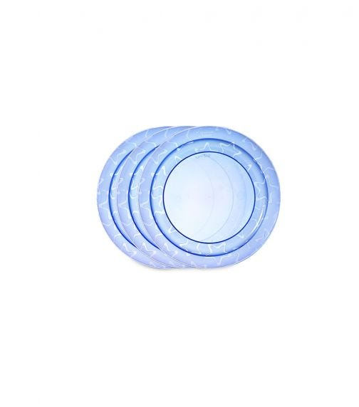 TOMMEE TIPPEE Essentials Feeding Plates (Pack of 3) Assorted