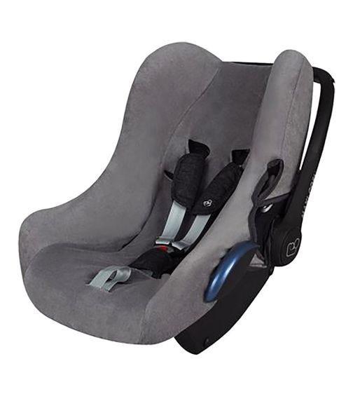 UBEYBI Car Seat Cover Grey