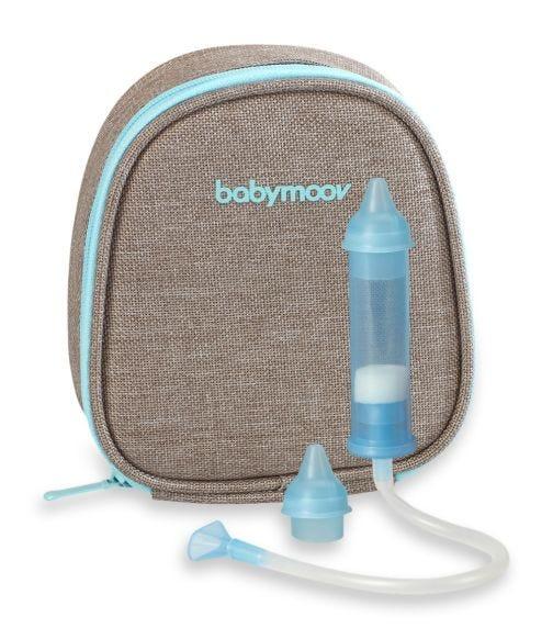 BABYMOOV Nasal Aspirator Nose Cleaner