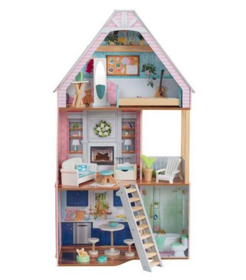 KIDKRAFT Matilda Dollhouse With EZ Kraft Assembly