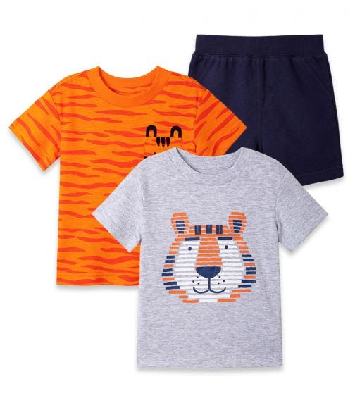 LITTLE ME 3-Piece Tiger Play Set