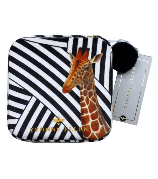 YVONNE ELLEN Jewellery Box - Giraffe