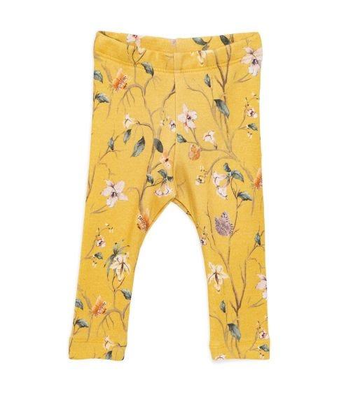 NAME IT Floral Printed Leggings