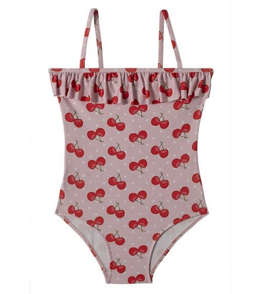 SLIPSTOP Cherry Swimsuit