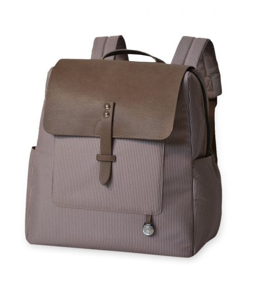PACAPOD Hastings Changing Backpack - Latte