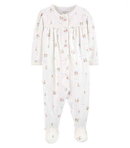 CARTER'S Character Friends Snap-Up Cotton Sleep & Play