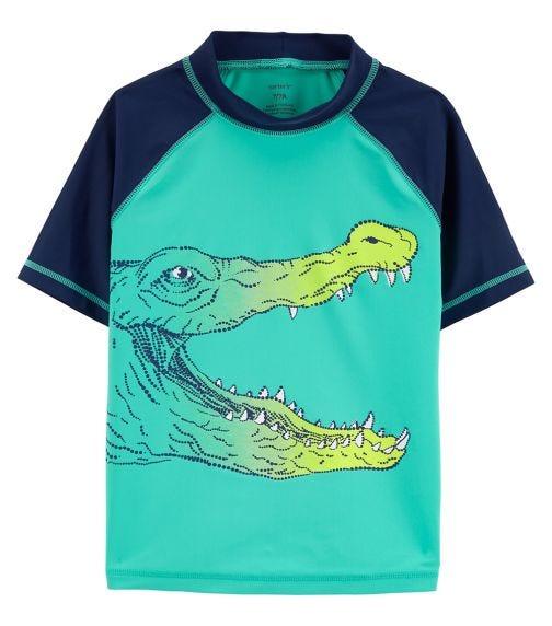 CARTER'S Alligator Rashguard