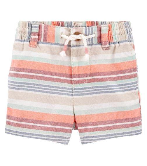 OSHKOSH Striped Shorts