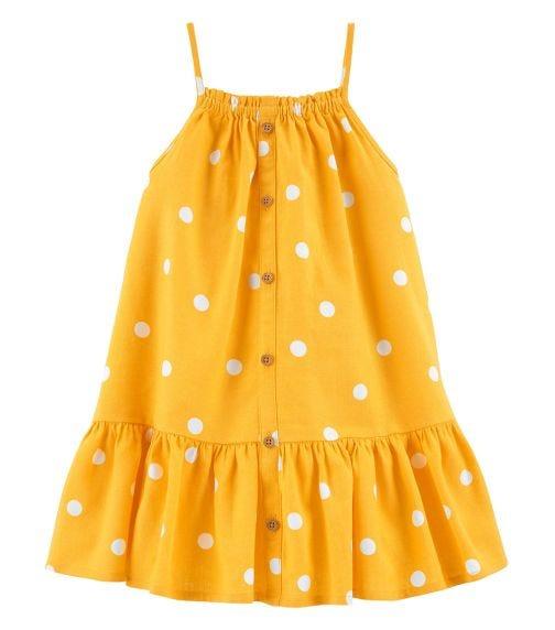 OSHKOSH Polka Dot Dress