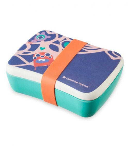 TOMMEE TIPPEE Bamboo Lunch Box For Kids