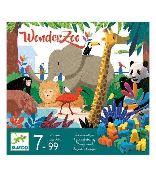DJECO Wonderzoo Game