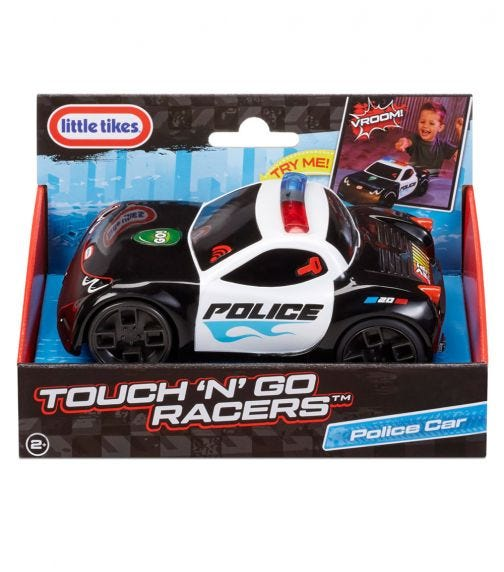 LITTLE TIKES Touch n' Go Racers-Police Car